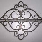 Кованные элементы для оград