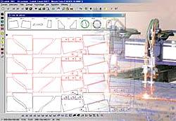 Создание электронного файла детали на программах CAD моделирования