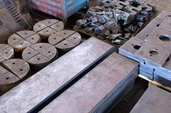 Непосредственное выполнение деталей на станках плазменной резки металла